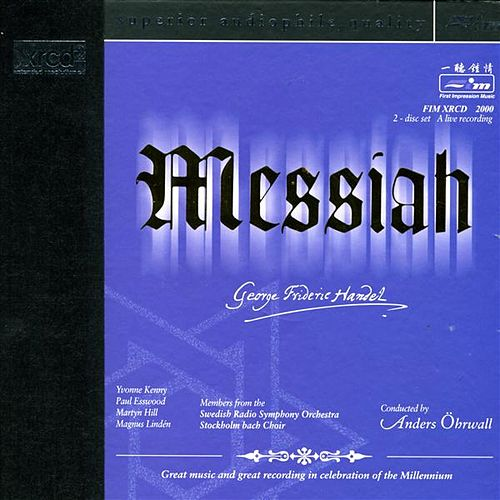 Handel, G.F.: Messiah by Various Artists