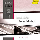 Schubert: Piano Works, Vol. 5 by Gerhard Oppitz