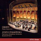 CHOPIN: Piano Concertos Nos. 1 and 2 by Various Artists