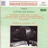 Verdi : La Forza Del Destino by Various Artists