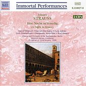 Strauss Ii, J.: A Night in Venice by Various Artists