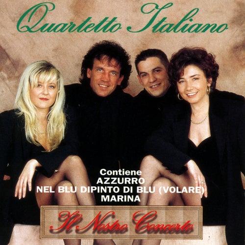 Quartetto Italiano - Il nostro concerto by Quartetto Italiano