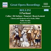 Bellini: Puritani (I) (Callas, Di Stefano) (1953) by Various Artists