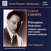 Chopin: Polonaises (Selection) (Rubinstein) (1934-1935) by Arthur Rubinstein