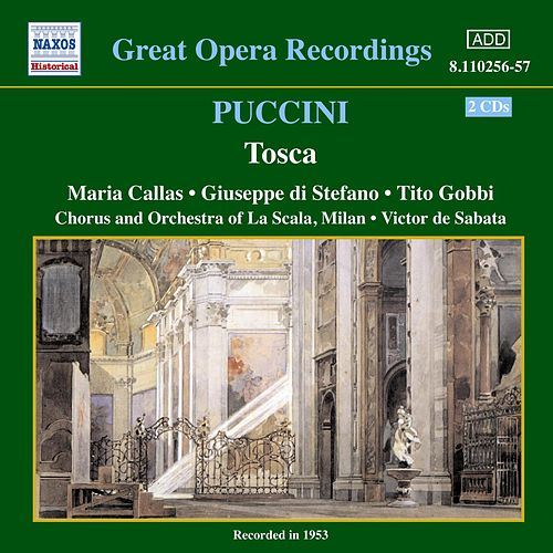 Puccini: Tosca (Callas, Di Stefano) (1953) by Various Artists