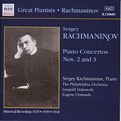 Rachmaninov: Piano Concertos Nos. 2 and 3 (Rachmaninov) (1929, 1940) by Various Artists