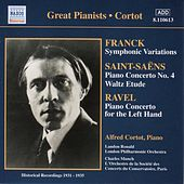 Saint-Saens / Ravel: Piano Concertos (Cortot) (1931, 1939) by Various Artists
