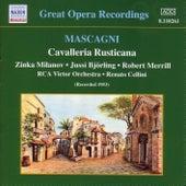 Mascagni: Cavalleria Rusticana (Milanov, Bjorling) (1953) by Various Artists