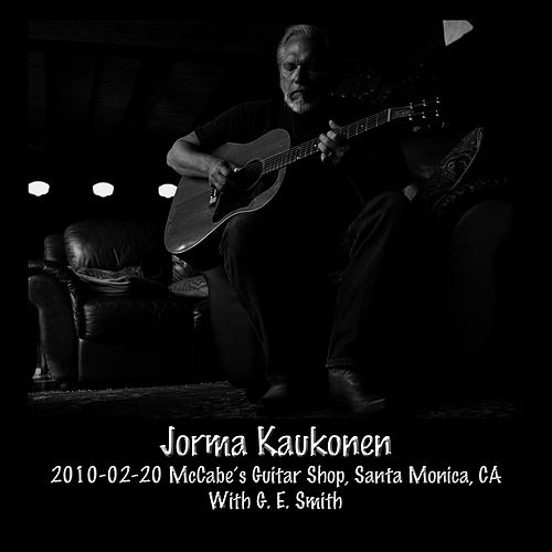 2010-02-20 McCabe's Guitar Shop, Santa Monica, CA by Jorma Kaukonen