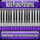 Note Piano Patterns by Jonni Glaser