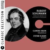 Classic Selection - Robert Schumann Werke für Violoncello & Klavier by Stefan Vladar