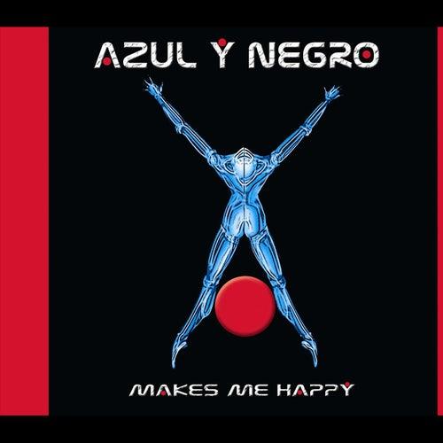 Resultado de imagen de Azul y Negro Makes Me Happy