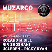 Red streams by Muzarco