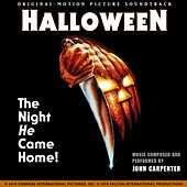 Halloween Motion Picture Soundtrack by John Carpenter