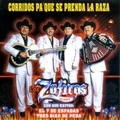 Corridos Pa' Que Se Prenda La Raza by Los Zafiros del Norte