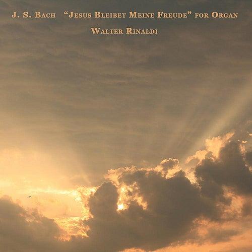 J. S. Bach: 'Jesus Bleibet Meine Freude' for Organ by Walter Rinaldi