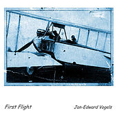 First Flight by Jan Edward Vogels