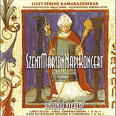 St Martin's Day Concert by The Franz Liszt Chamber Orchestra (Budapest)