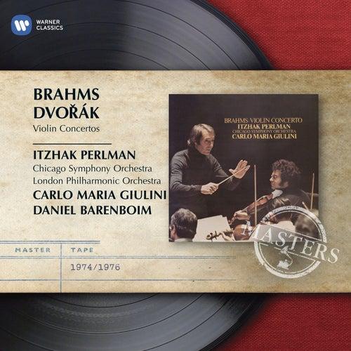Brahms: Violin Concerto by Itzhak Perlman