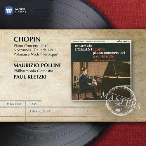 Chopin: Piano Concerto No.1 by Maurizio Pollini