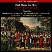 Weber - Der Freischütz by Rita Streich