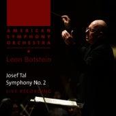 Tal: Symphony No. 2 by American Symphony Orchestra