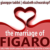 Mozart: The Marriage of Figaro by Giuseppe Taddei