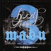M.A.D.U. 3 - Mukke Aus Der Unterschicht by Bizzy Montana