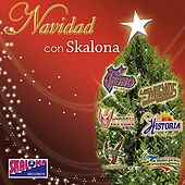 Navidad con Skalona by Various Artists