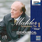 Mahler: Symphony No.1 ''Titan'' by Zdenek Macal