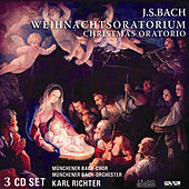 Bach: Christmas Oratorio by Karl Richter