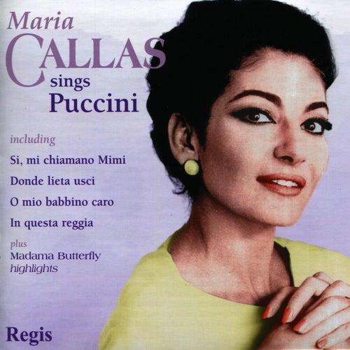 Maria Callas sings Puccini by Maria Callas