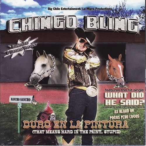 Duro En La Pintura by Chingo Bling