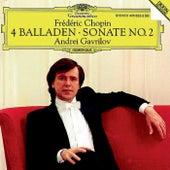 Chopin: 4 Ballades; Piano Sonata No.2 by Andrei Gavrilov