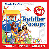 Top 50 Toddler Songs by Wonder Kids