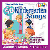 Top 50 Kindergarten Songs by Wonder Kids