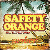 Amber by Safety Orange