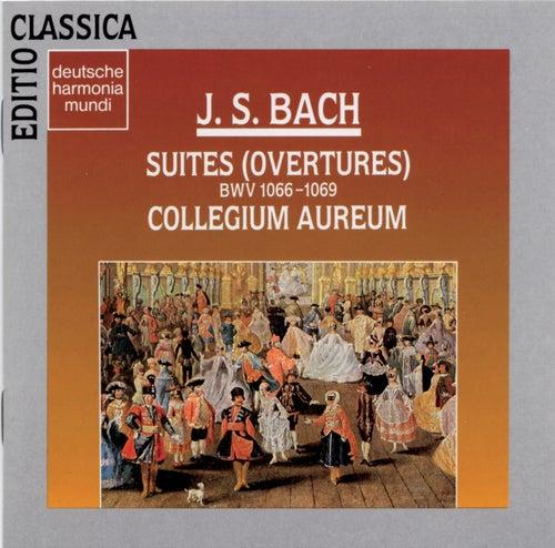 Bach: Orchestral Suites by Collegium Aureum