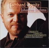 Brahms: Rhapsody 79, Fantasy 116, Variations Paganini by Gerhard Oppitz