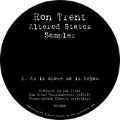 Altered States Sampler - EP by Ron Trent