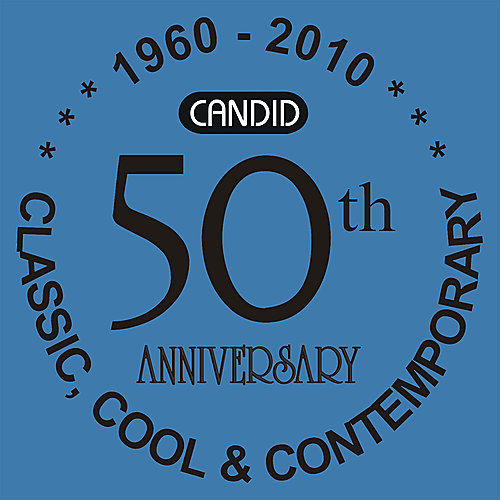 1960 - 2010: Candid 50th Anniversary by Various Artists