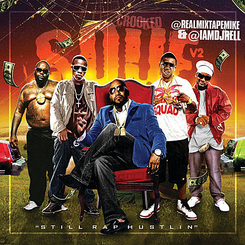 Crooked Souf 2 by Various Artists