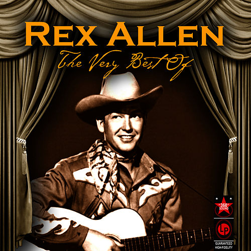 The Very Best Of by Rex Allen