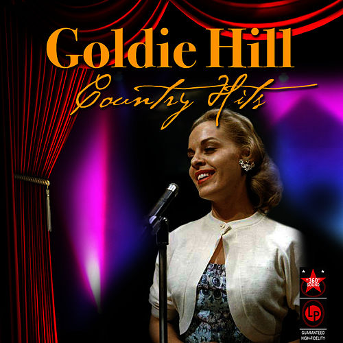 Country Hits by Goldie Hill