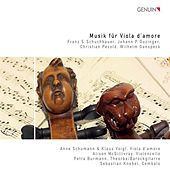 Music for Viola d'amore by Various Artists