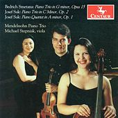 Smetana, B.: Piano Trio, Op. 15 / Suk, J.: Piano Trio, Op. 2 / Piano Quartet, Op. 1 by Various Artists