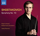Shostakovich: Symphony No. 10 by Vasily Petrenko