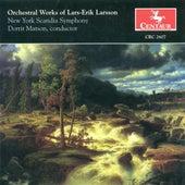Larsson, L.-E.: Pastorale Suite / The Winter's Tale / Raa-Rokoko / Gustaviansk Svit by Dorrit Matson