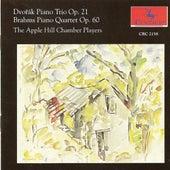 Dvorak, A.: Piano Trio No. 1 / Brahms, J.: Piano Quartet No. 3 by The Apple Hill Chamber Players