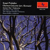 Prokofiev: Summer Day - Sinfonietta - Flute Sonata, Op. 94 by Various Artists